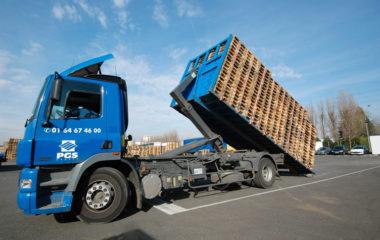 le transport d'entreprise